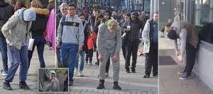 英国出现新毒品 服用后的人如有生化危机即视感