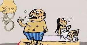 嫖客被查裸身下跪 两人均承认正在进行卖淫嫖娼行为