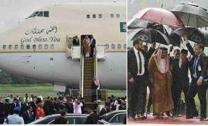 沙特国王奢华访日 沙方已经预定了东京都内1200间豪华酒店的客房