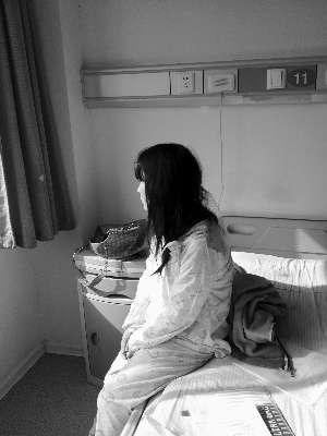 年轻妈妈身患绝症愿捐全身器官 称没钱也可助人