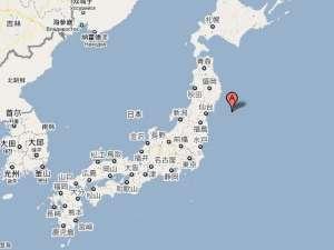 日本东部海域地震 东海道新干线部分区段停运