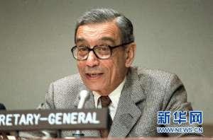联合国前秘书长加利逝世 曾多次访华