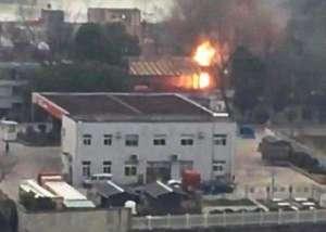 浙江企业发生爆炸 造成一死一伤事故原因正在调查