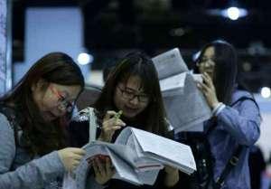 女大学生就业调查 揭秘中国女大学毕业生就业量最大的职业