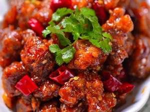 """国外最受欢迎的伪中国菜:湖南人没见过的""""左宗棠鸡"""""""