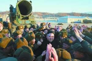 朝鲜导弹掉落日本 不清楚何时何地会再次掉落令人恐惧