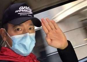 """刘德华出院 开心在官网留言向粉丝宣布""""我回家了""""!"""