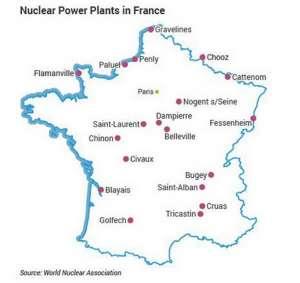 法国核电站爆炸 已排除任何蓄意破坏可能