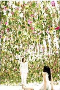 浮游花园主题:与花同根,共园一体