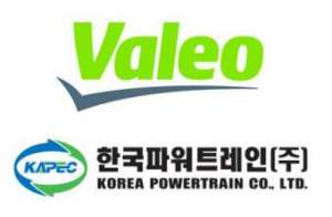 法雷奥与韩国平和集团签定合约 建立传动系统合资企业