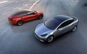 特斯拉工厂暂停生产 Model 3下旬试产