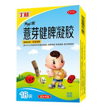 丁桂薏芽健脾凝胶用量