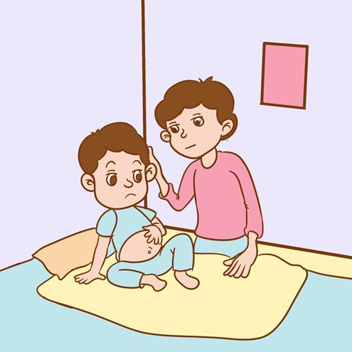 婴幼儿肚子受凉怎么办?4招快速缓解