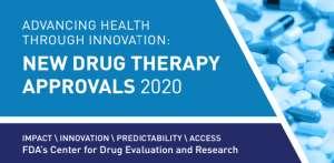 美国2020年共批准53款创新药,肿瘤药最多